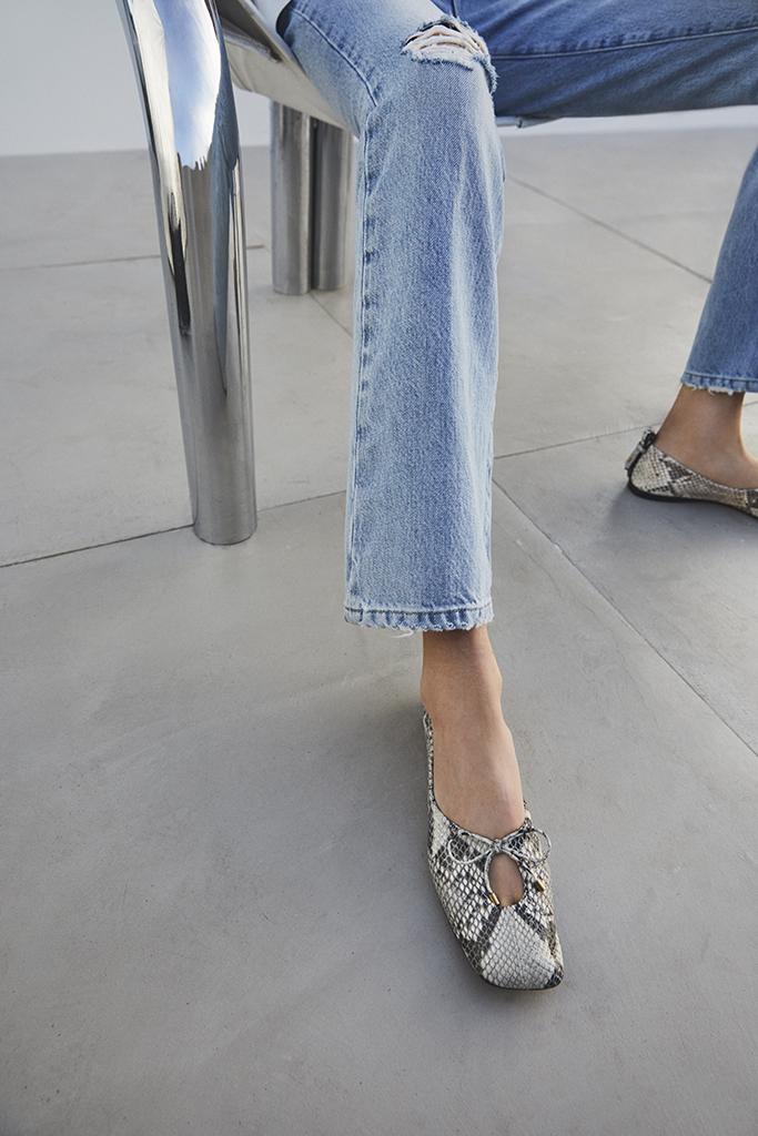 Frame, Denim, Shoes, ballet flat