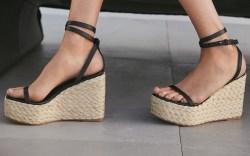 Frame, Denim, Shoes, wedge