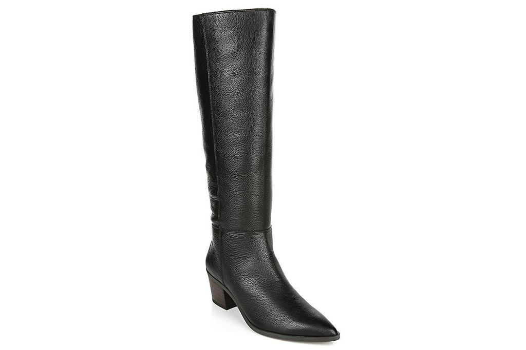 franco sarto, boots, black