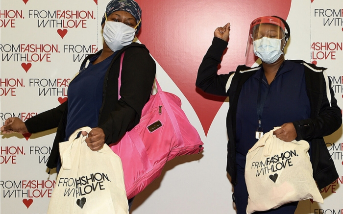 From Fashion With Love, New York Nurses