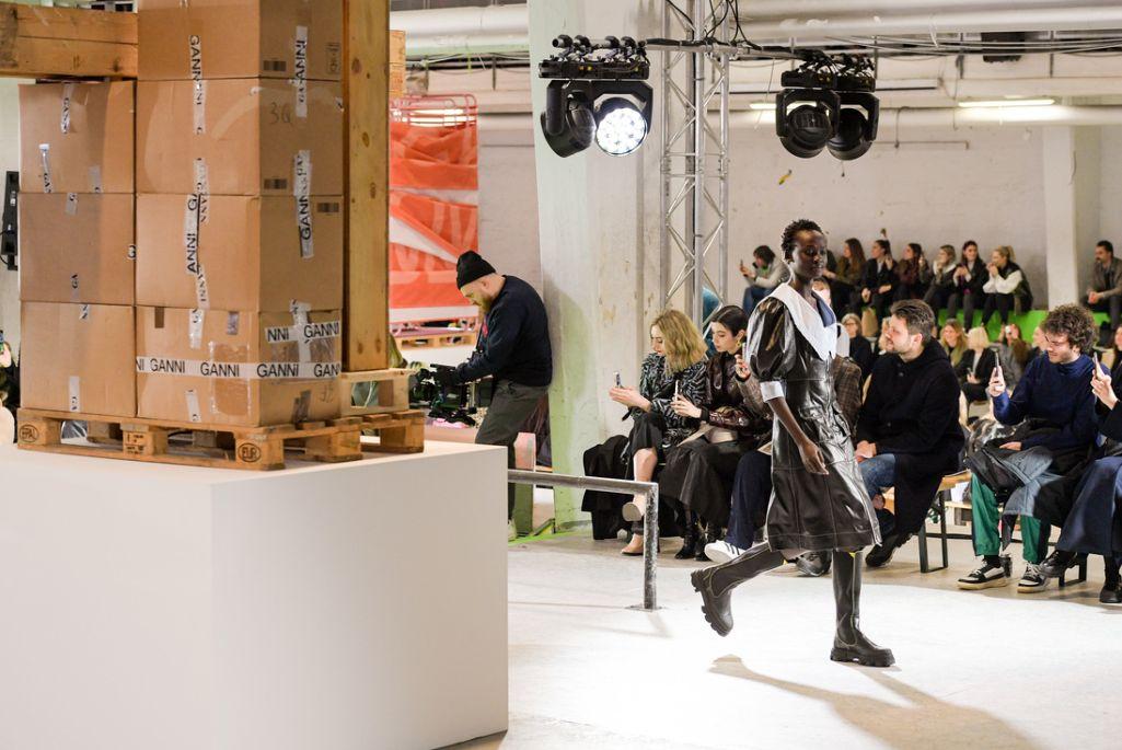 Ganni, Copenhagen Fashion Week