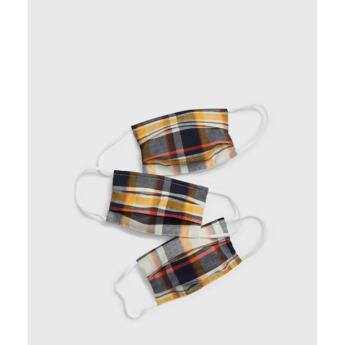 Gap-Kids-Plaid-Masks
