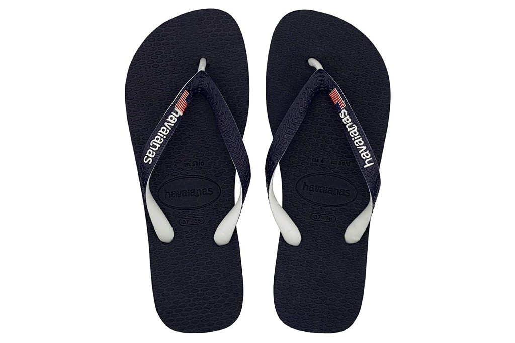 Havaianas Mens USA Logo Sandal