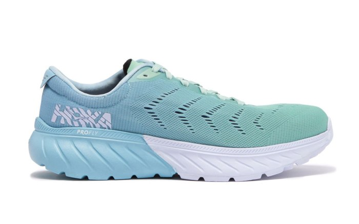 Hoke One One, running shoes