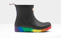 hunter, pride, boots, rainbow, lgbtiq,