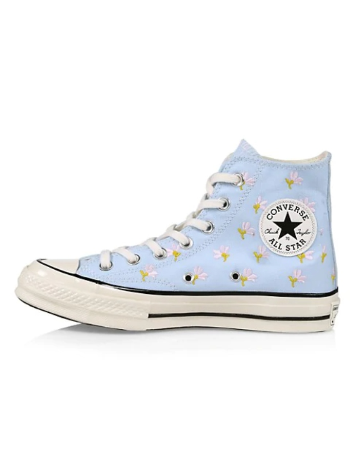 Converse Garden Party Chuck 70 Sneakers, floral sneakers