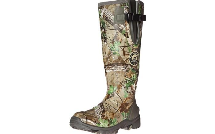 camo boots, men