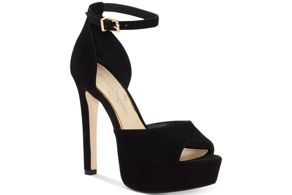 Jessica Simpson, sandals