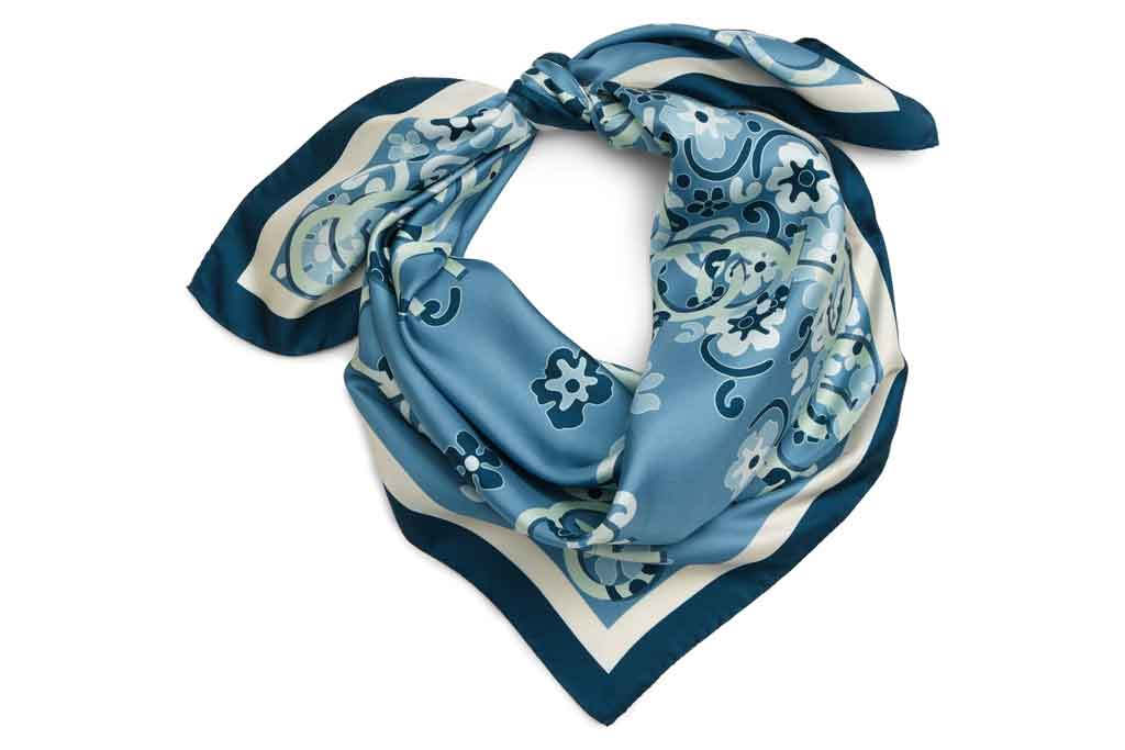 Jimmy Choo, silk scarf