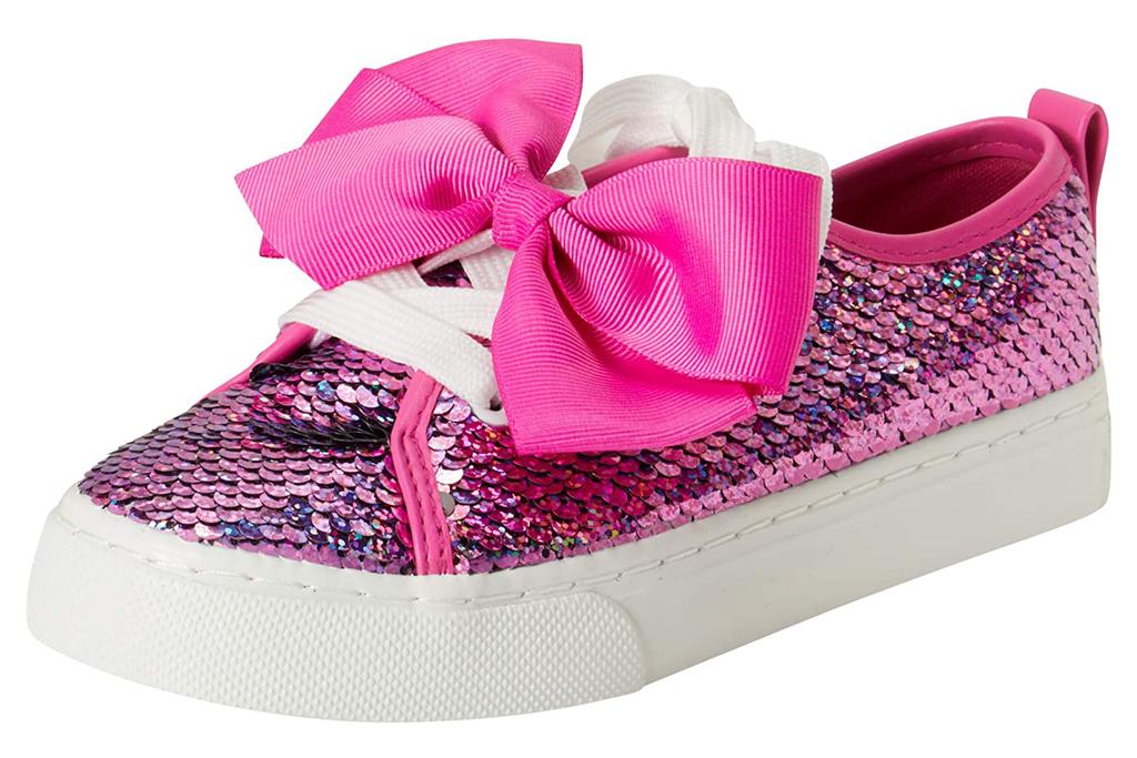 Jojo Siwa, sparkly sneakers
