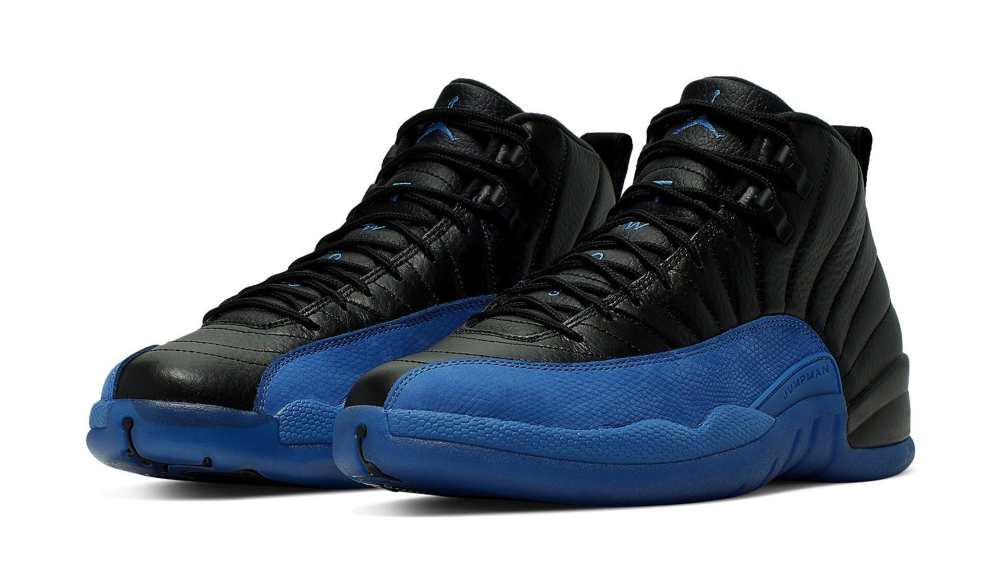 Air Jordan Game Royal 12 Sneakers: What