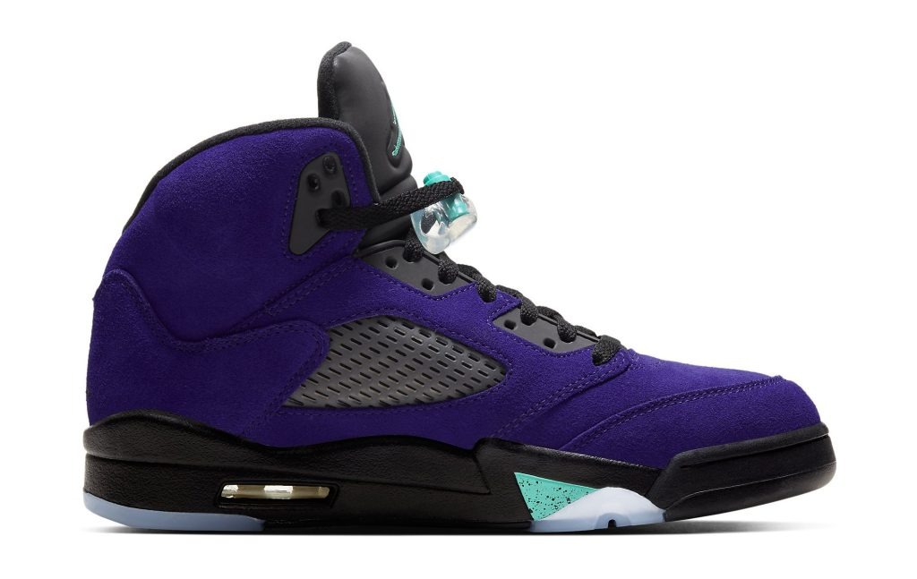 Air Jordan 5 Retro 'Grape Ice'