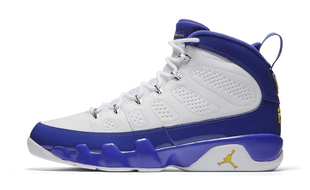 Air Jordan 9 Retro 'Lakers'