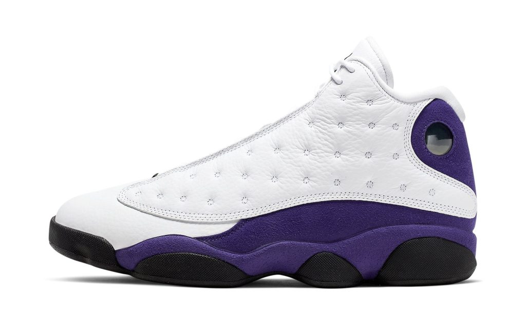 Air Jordan 13 Retro 'White/Court Purple'