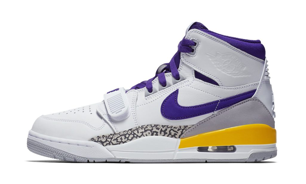 Don C x Jordan Legacy 312 'Lakers'