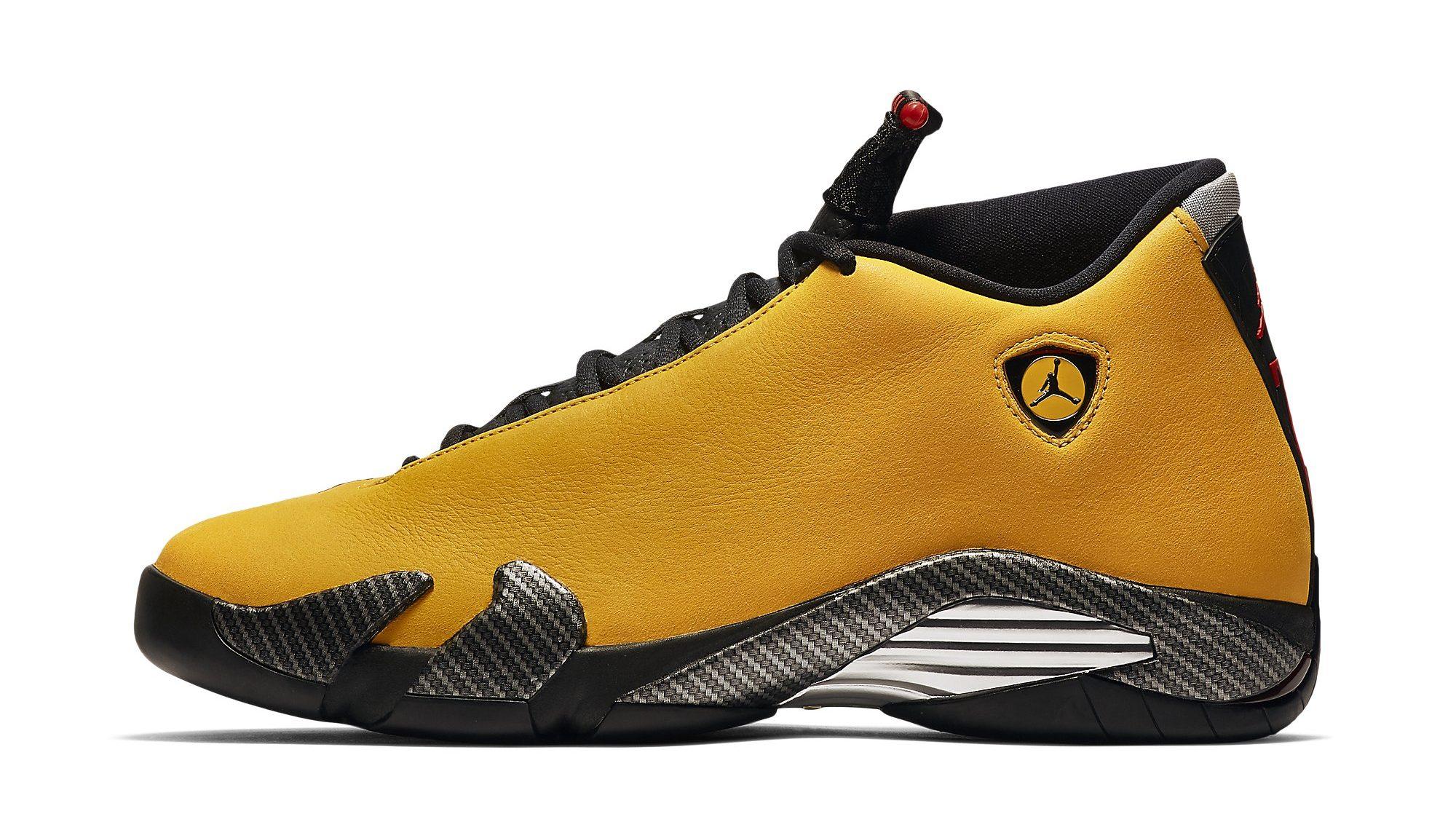 Air Jordan Ferrari 14 Shoes – Footwear News