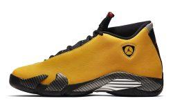 Air Jordan 14 Retro 'University Gold'