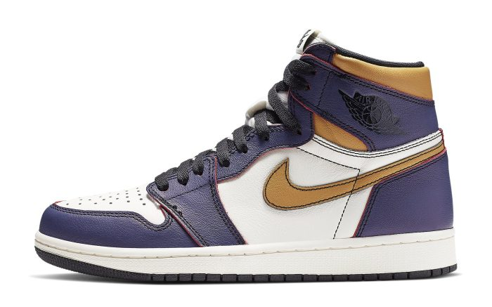 Nike SB x Air Jordan 1 Retro High OG 'L.A. to Chicago'