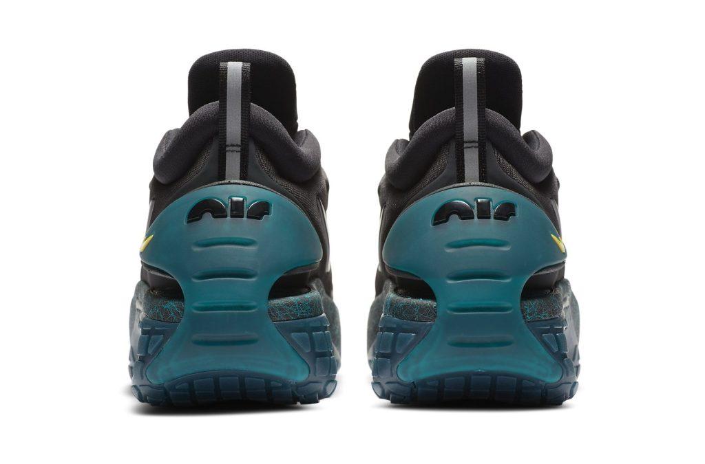 Nike Adapt Auto Max 'Anthracite' Heel