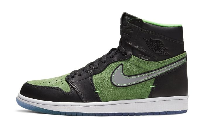 Air Jordan 1 High Zoom 'Rage Green'
