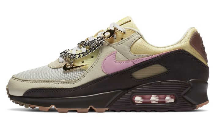 Instruir emergencia leninismo  Nike Air Max 90 & Air Max 95 With Detachable Jewelry: Release Date –  Footwear News