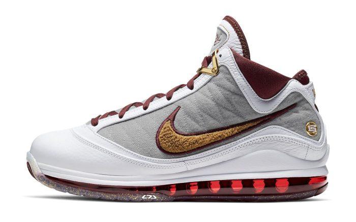 Nike LeBron 7 'MVP' Lateral