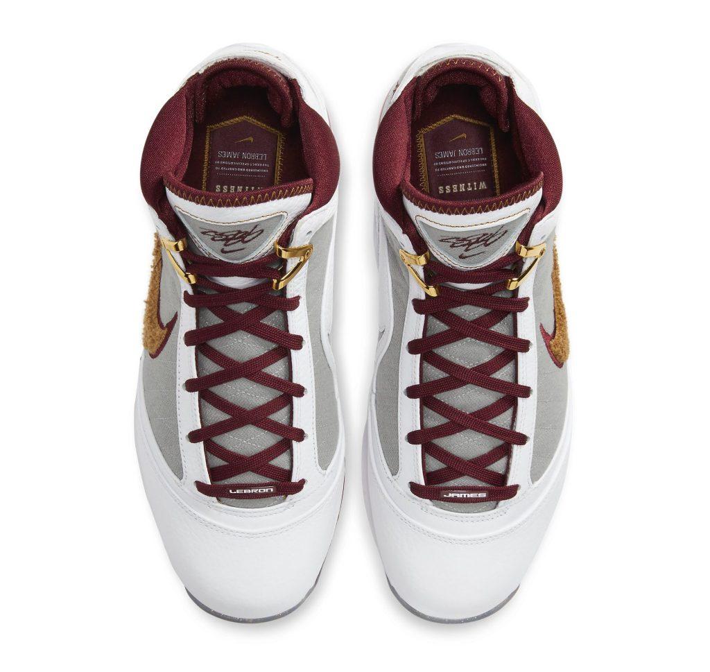 Nike LeBron 7 'MVP' Top