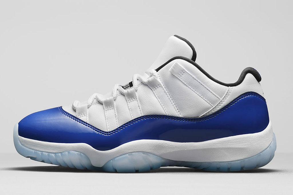 Air Jordan 11 Low Concord Sketch Release Info What You Need To