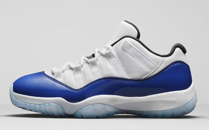 'Concord Sketch' Air Jordan 11, Low, jordan, Nike