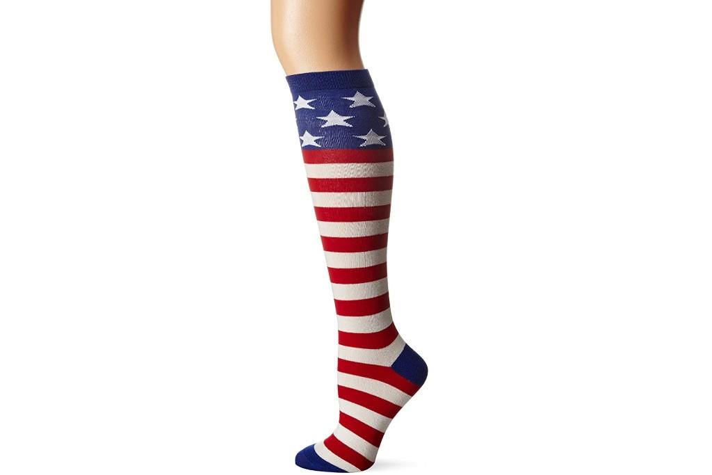 K. Bell Women's Novelty Knee-High Socks