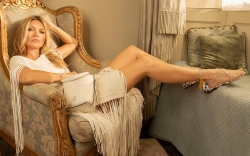 jimmy choo campaign, kate moss, in