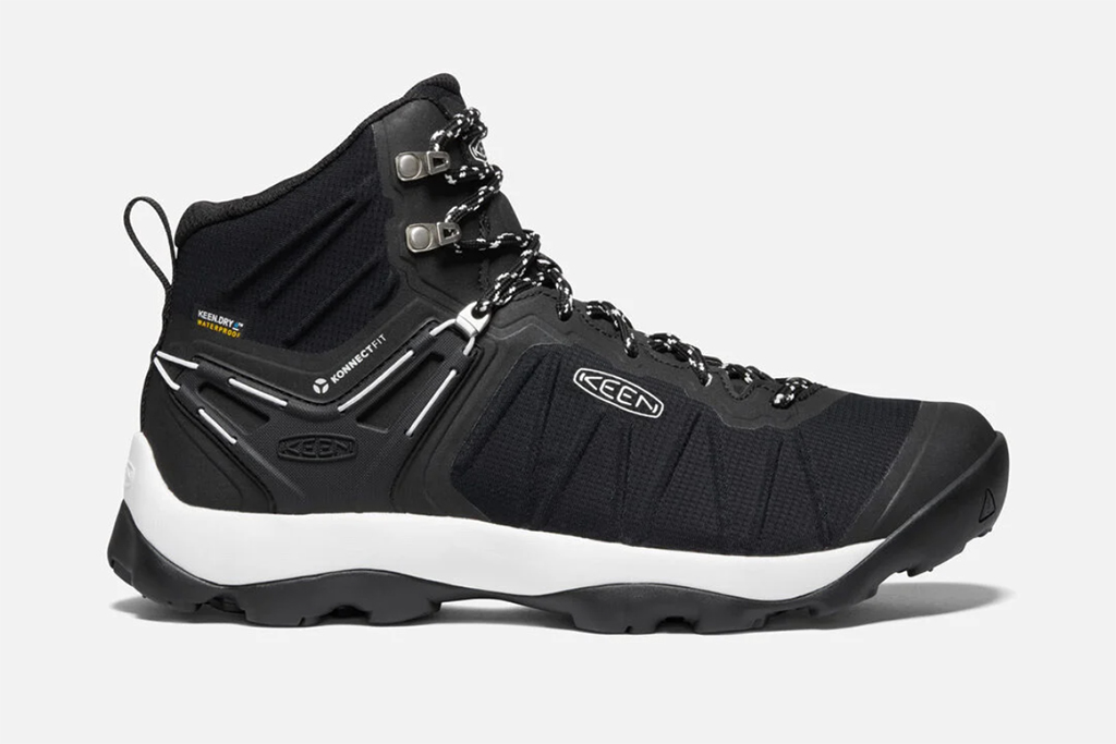 Keen Men's Venture Mid Waterproof