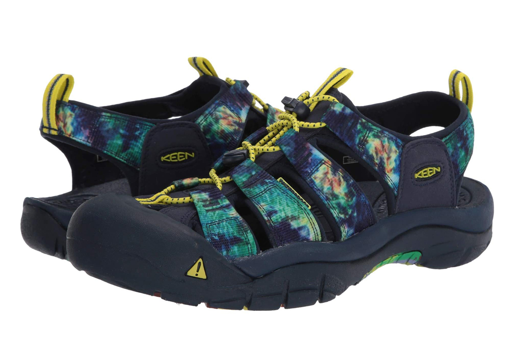 keen, water shoes