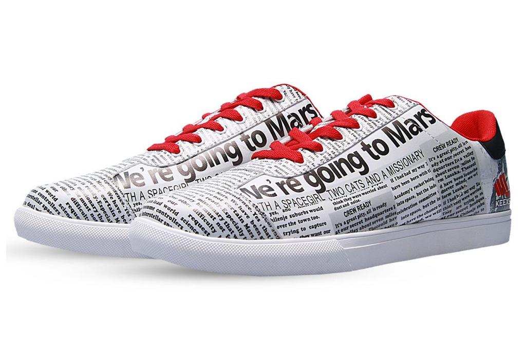 keeks, sneakers