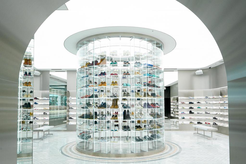 kith, toyko, store, international, shoes, clothes, shop, retail