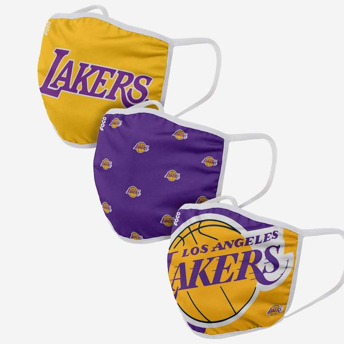 Lakers-Mask