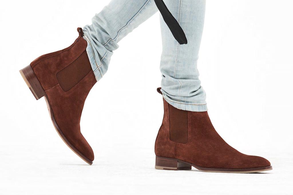 lavati, boots, brown
