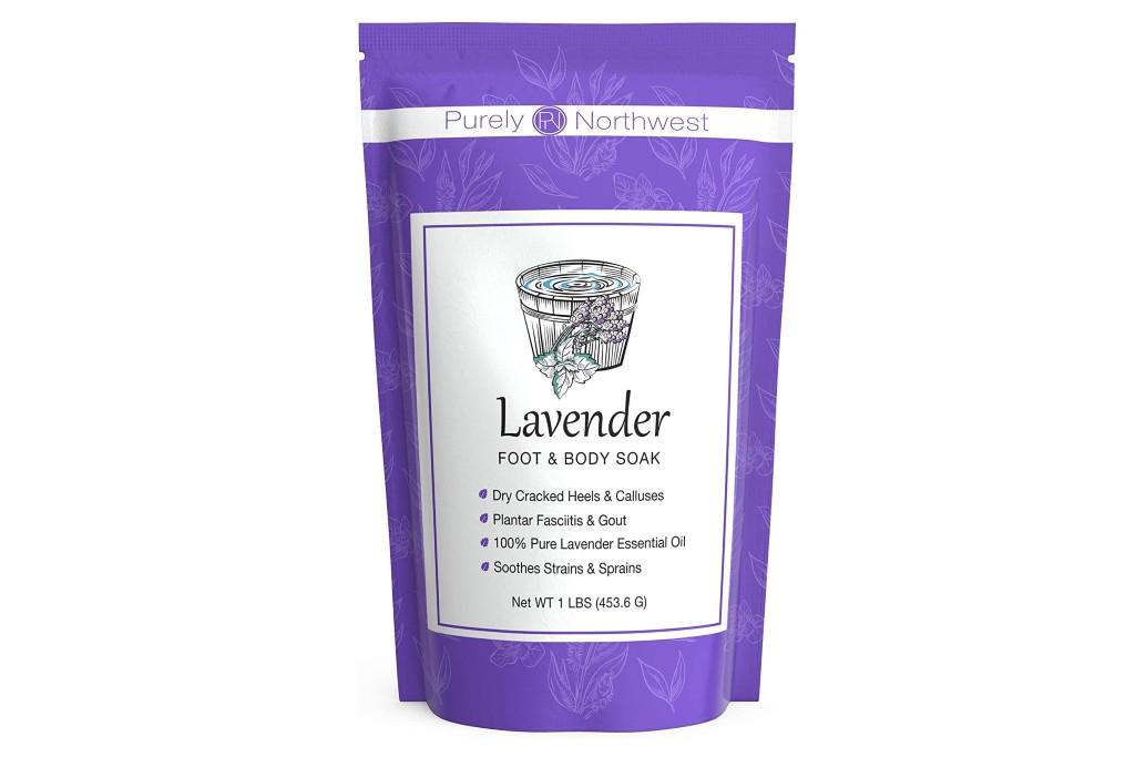 Purely Northwest Lavender Foot Soak