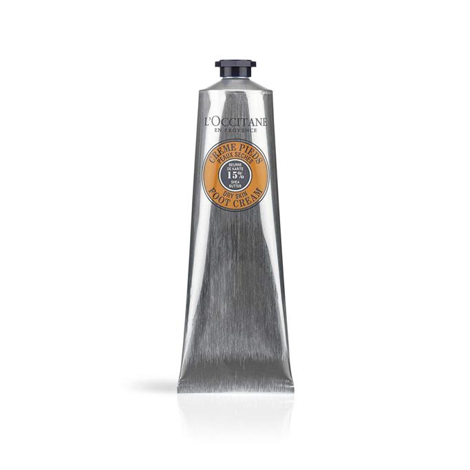 L'Occitane 15% Shea Butter Dry Skin Foot Cream
