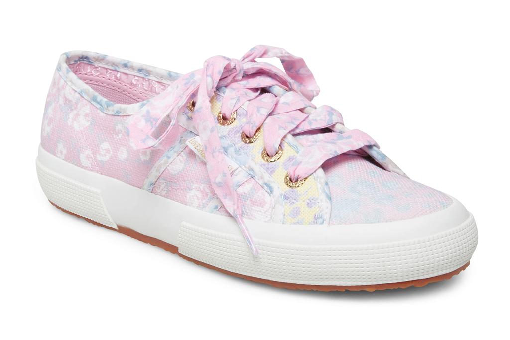 loveshackfancy sneakers, superga