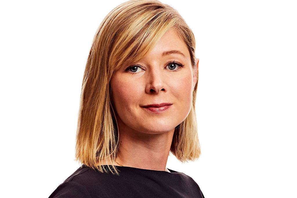 Melissa Worth, New Balance SVP of North America and GM