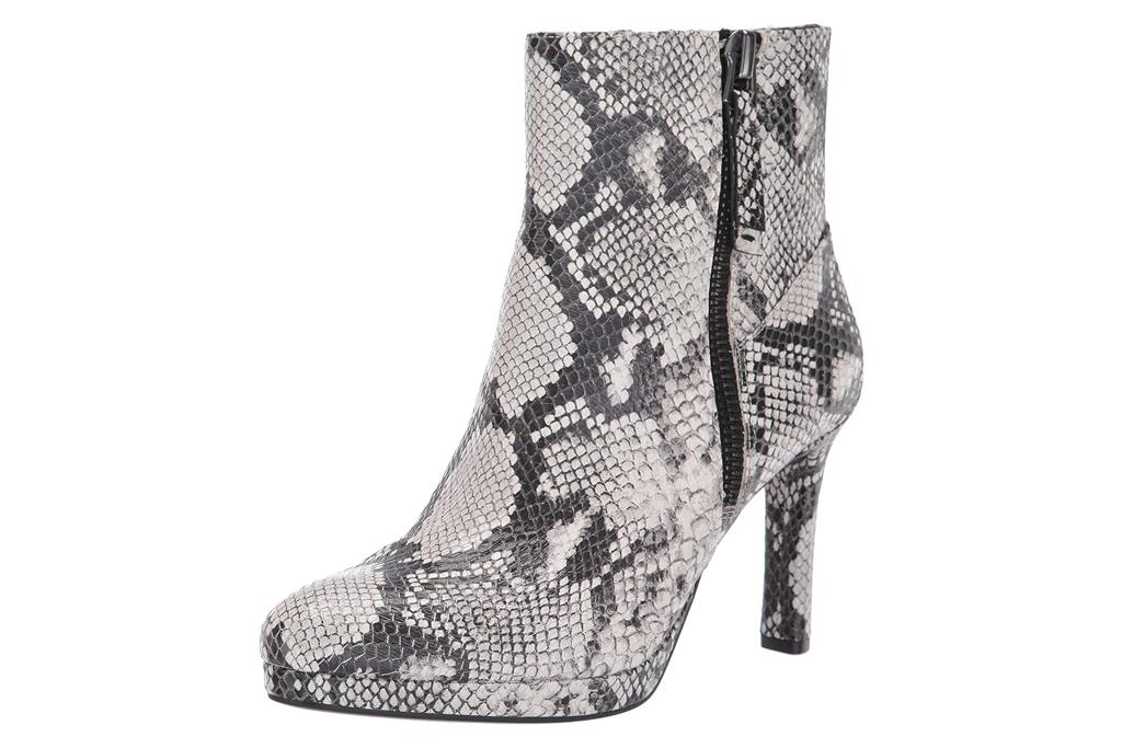 naturalizer, boots, snakeskin