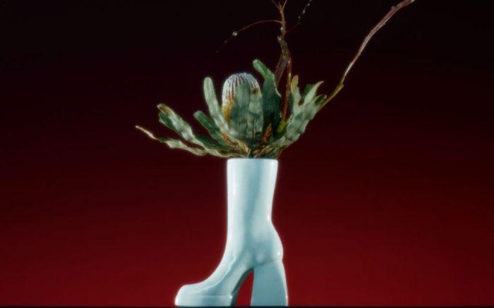 Nodaleto x Anissa Kermiche shoe shaped vase