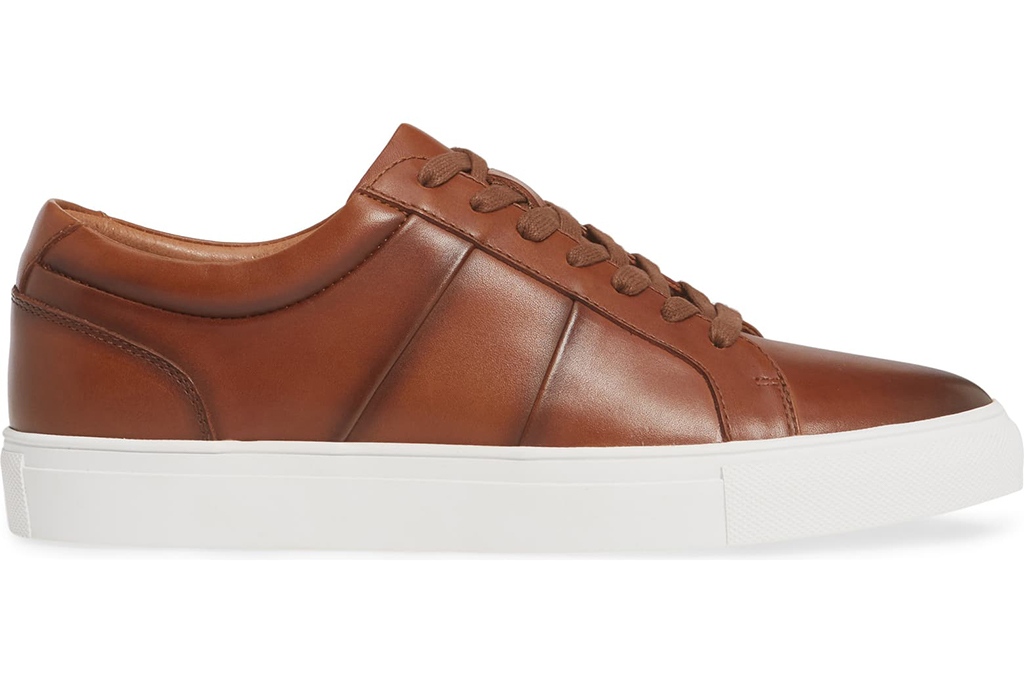 Nordstrom leather sneakers, nordstrom mens sale, fathers day sale