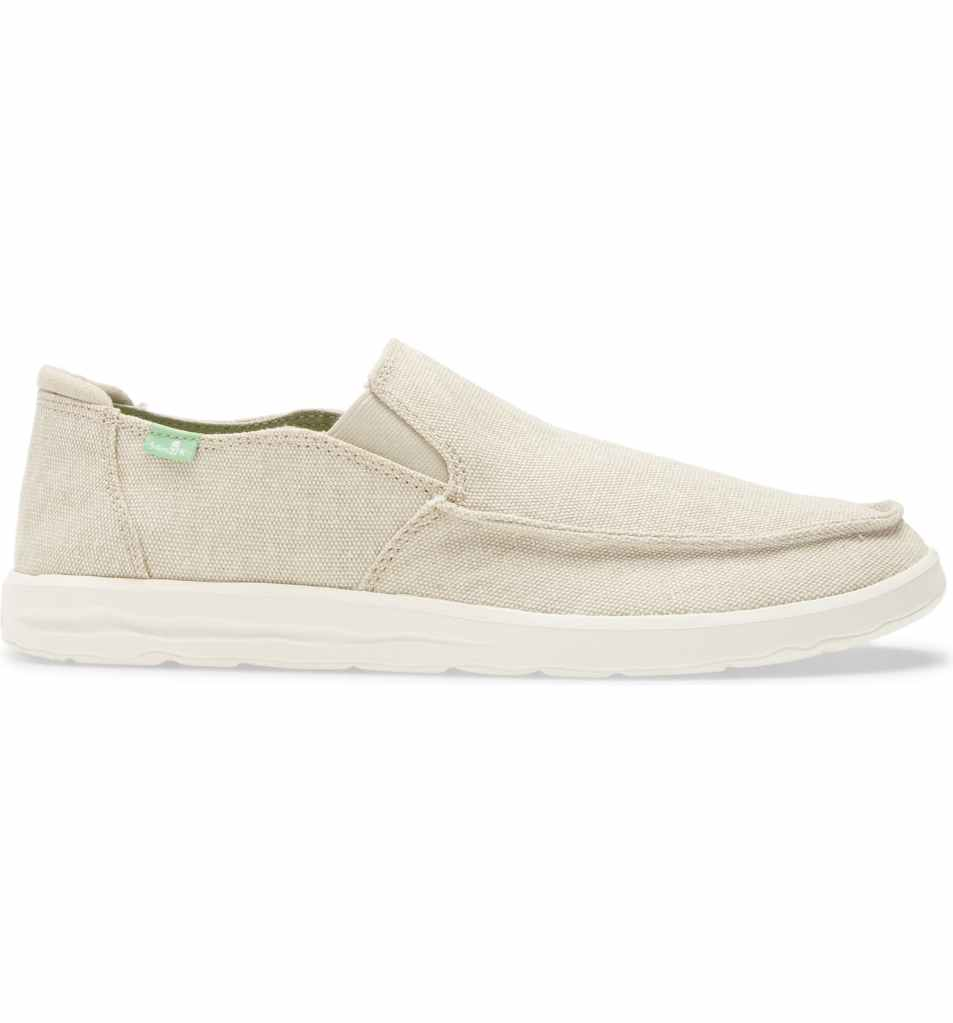 sanuk slip on, nordstrom sale, menswear sale
