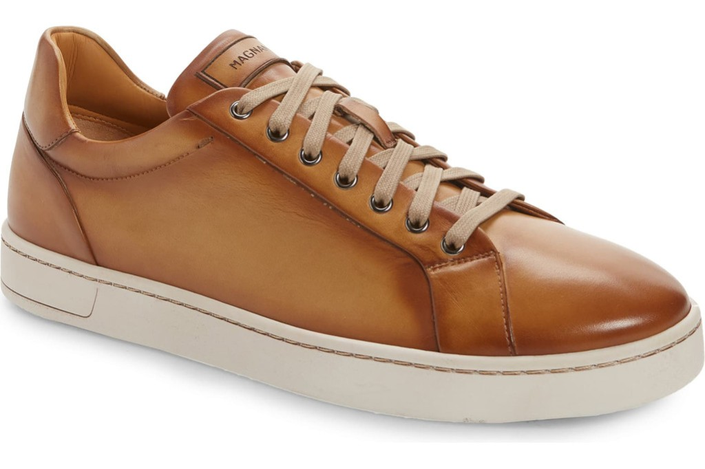 nordstrom sale, leather sneakers, luxury sneakers on sale