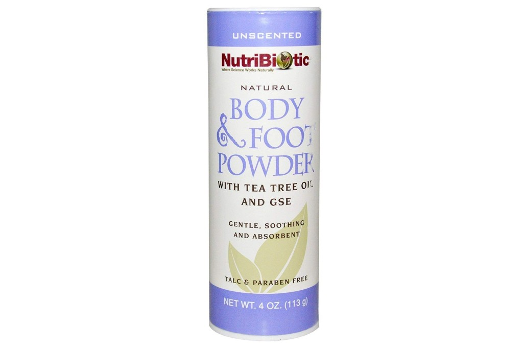 Nutribiotic Body and Foot Powder
