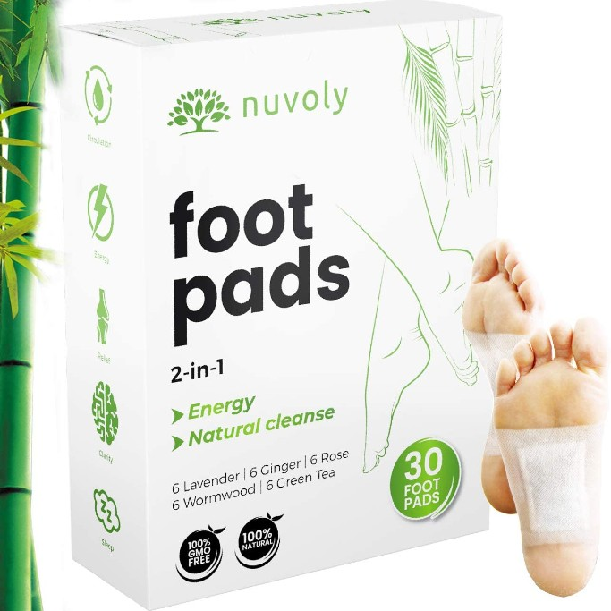 Nuvoly Foot Pads