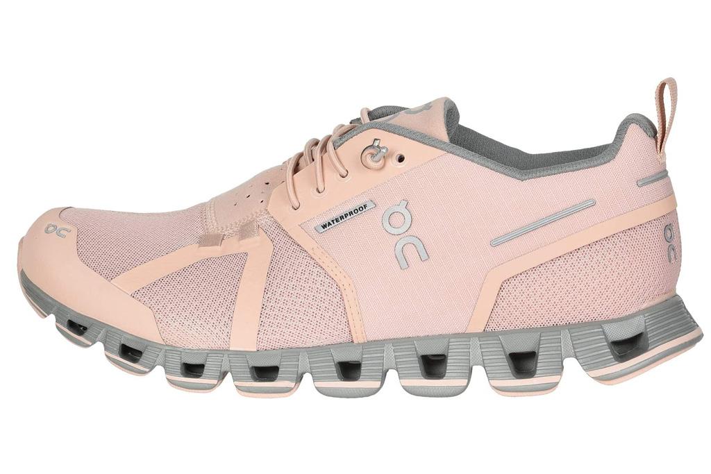 on cloud, waterproof, pink