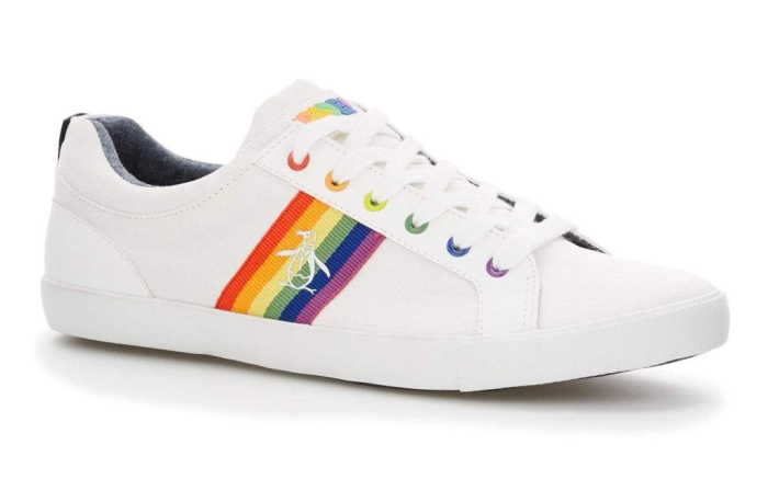 original penguin, polo, t-shirt, apparel, pride, rainbow, shoes